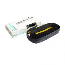 Bianchi Carbon Pattern Nastro Manubrio Bike Handlebar Tape - Black