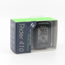 Bryton Rider 410T Cycling GPS w/ Heart Rate & Cadence Sensor Set