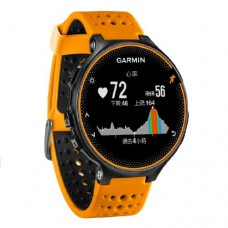 Garmin Forerunner 235 GPS Running Watch with Wrist-based Heart Rate - Orange