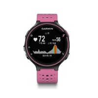 Garmin Forerunner 235 GPS Running Watch with Wrist-based Heart Rate - Pink