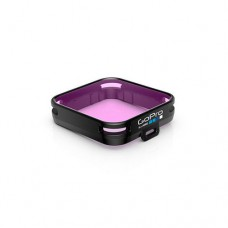 GoPro ABDFM-301 Magenta Dive Filter Standard + Blackout Housing 40m - Purple