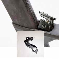 Merida Reacto Seatpost Clamp + Derailleur Hanger